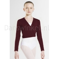 Wear Moi Dames Top Carmen bordeaux