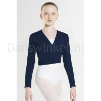 Wear Moi Dames Top Carmen navy