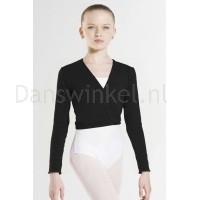 Wear Moi Dames Top Carmen zwart