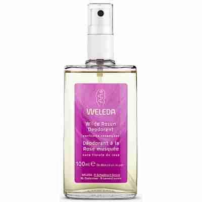 Weleda Natuurlijke Deodorant Wilde Rozen