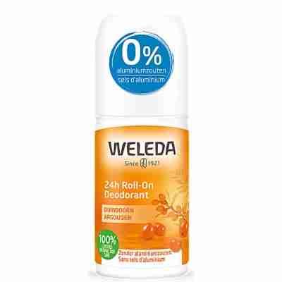 Weleda Duindoorn 24h Roll-On Deodorant