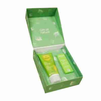 Weleda Skin Food Light en verfrissende citrus douchecreme cadeau pakket