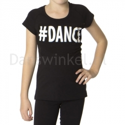 Papillon Dans T-Shirt 18PK2934 #Dance