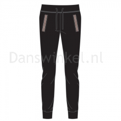 Papillon Pants 'Rose Gold'