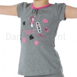 Papillon T-shirt Paris Girls