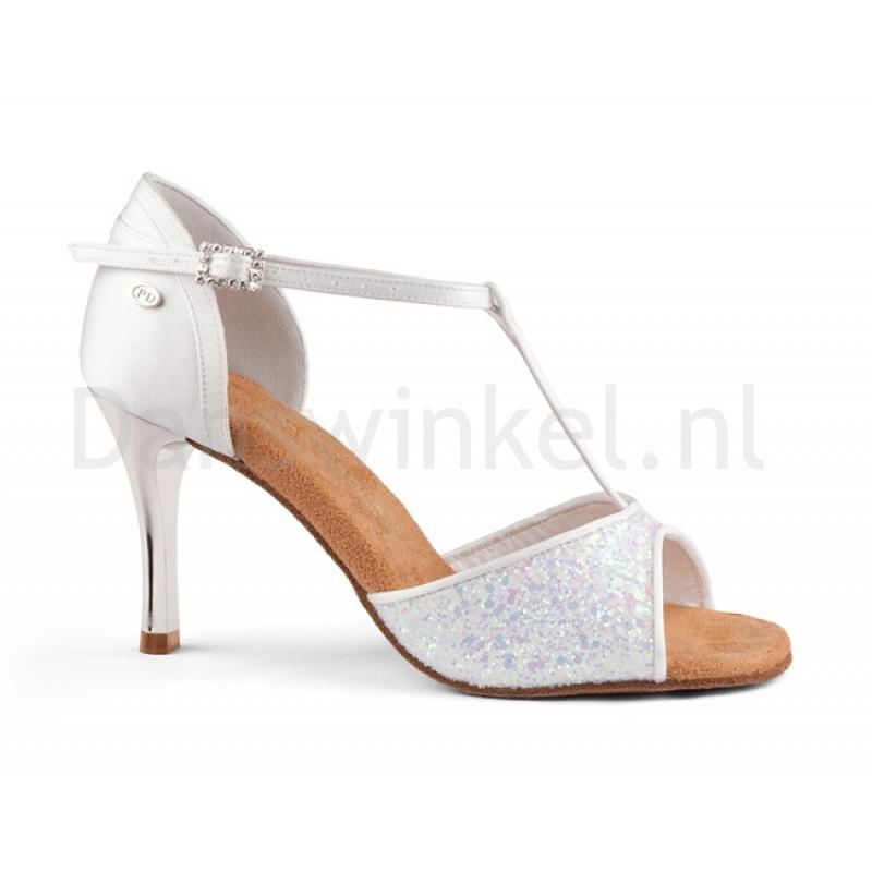 portdance dansschoenen wit dames