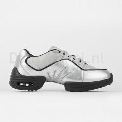 Rumpf Scooter Sneaker Zilver