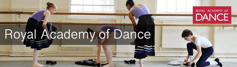 Royal Academy of Dance balletkleding voorschriften