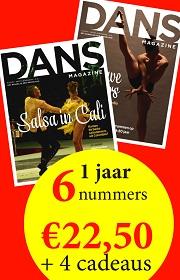 DANS magazine actie