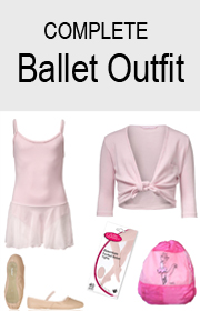 complete ballet outfit